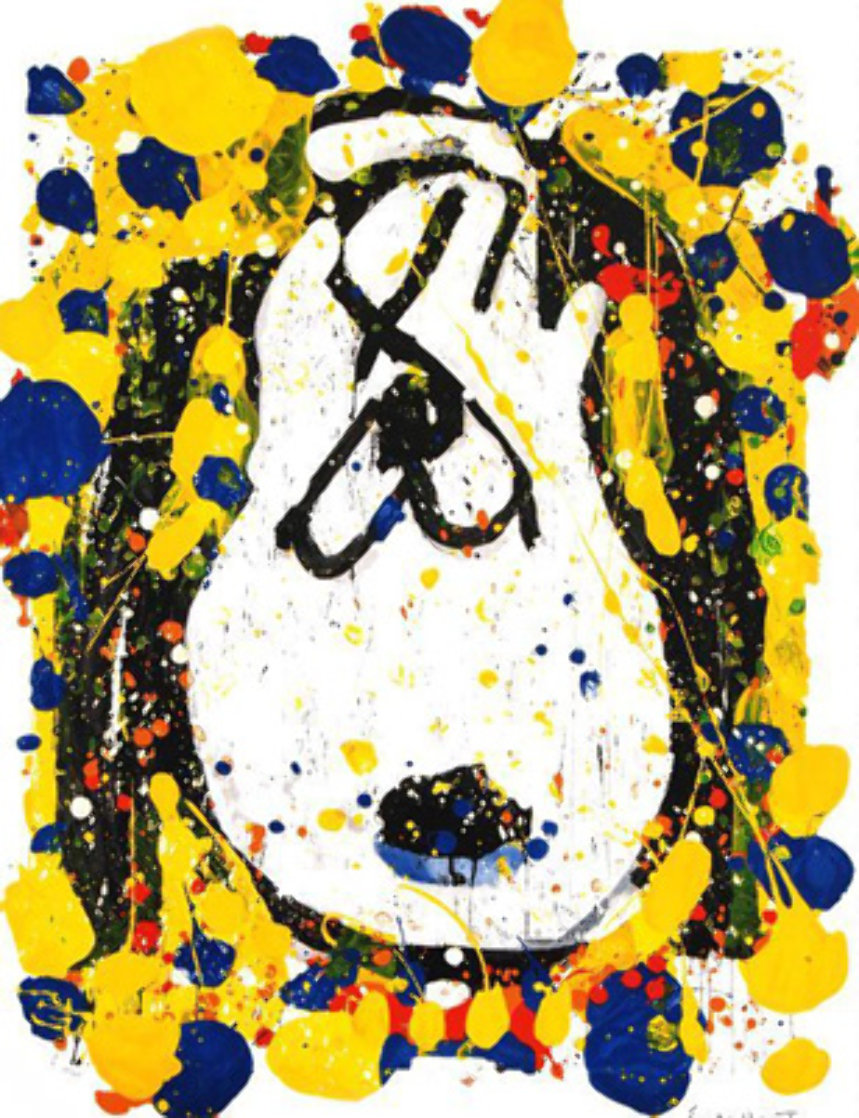 Squeeze the Day - Tuesday 2001 Limited Edition Print by Tom Everhart