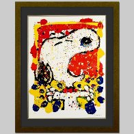 Squeeze the Day - 2001 Friday 48x39 Limited Edition Print by Tom Everhart - 1