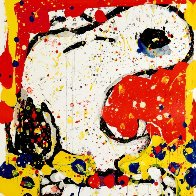 Squeeze the Day - 2001 Friday 48x39 Limited Edition Print by Tom Everhart - 2