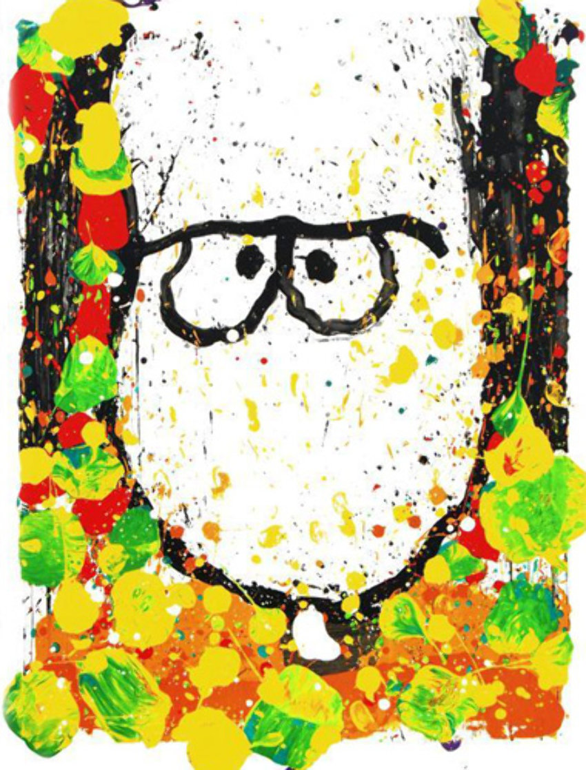 Squeeze the Day - Monday 2001 Limited Edition Print by Tom Everhart
