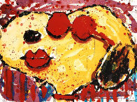 Very Cool Dog Lips in Brentwood, California 2001 Limited Edition Print by Tom Everhart - 0