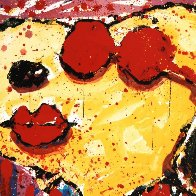 Very Cool Dog Lips in Brentwood, California 2001 Limited Edition Print by Tom Everhart - 2