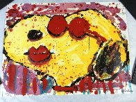 Very Cool Dog Lips in Brentwood, California 2001 Limited Edition Print by Tom Everhart - 3