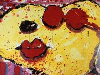 Very Cool Dog Lips in Brentwood, California 2001 Limited Edition Print by Tom Everhart - 4