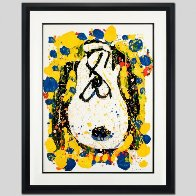 Squeeze the Day - 2001 Tuesday Limited Edition Print by Tom Everhart - 2