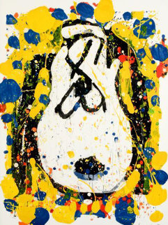 Squeeze the Day - 2001 Tuesday 49x40 Limited Edition Print by Tom Everhart