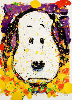 Squeeze the Day - 2001 Thursday 59x40 Limited Edition Print by Tom Everhart