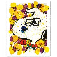 Squeeze the Day - 2001 Wednesday Limited Edition Print by Tom Everhart - 1