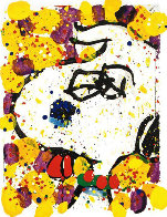Squeeze the Day - 2001 Wednesday Limited Edition Print by Tom Everhart - 0