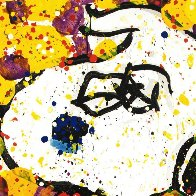 Squeeze the Day - 2001 Wednesday Limited Edition Print by Tom Everhart - 2