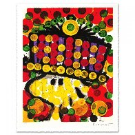 Bird of Paradise Limited Edition Print by Tom Everhart - 1