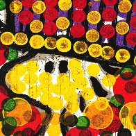 Bird of Paradise Limited Edition Print by Tom Everhart - 2