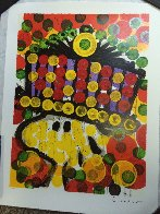 Bird of Paradise Limited Edition Print by Tom Everhart - 3