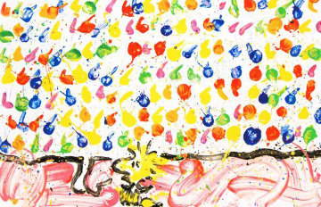 Tweet Tweet 18 x 24 Limited Edition Print - Tom Everhart