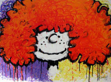 Big Hair 2000 Limited Edition Print by Tom Everhart