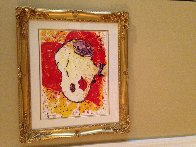 A Kiss is Just a Kiss 1999 Limited Edition Print by Tom Everhart - 5