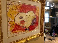 A Kiss is Just a Kiss 1999 Limited Edition Print by Tom Everhart - 6