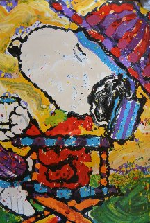 Tea At the Bel Air Beagle Club 3:00 Pm 2001 Limited Edition Print by Tom Everhart