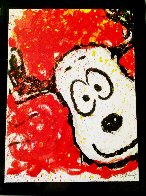To Every Dog There is a Season - Spring 1996 Limited Edition Print by Tom Everhart - 1