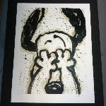 Can't Believe My Eyes 2008 Limited Edition Print - Tom Everhart