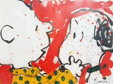 Doggie Dearest 1999 Limited Edition Print - Tom Everhart