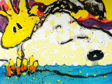 Bora Bora Boogie Bored 2008 Limited Edition Print - Tom Everhart