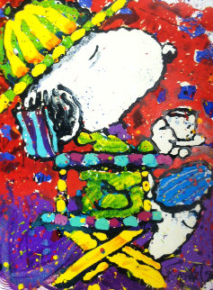 Tea Time At Bel Air 3:00 P.M. Limited Edition Print - Tom Everhart