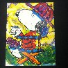 Tea At the Bel Air 7 P.M. Limited Edition Print by Tom Everhart - 1