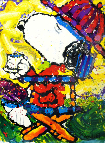 Tea At the Bel Air 7 P.M. Limited Edition Print by Tom Everhart