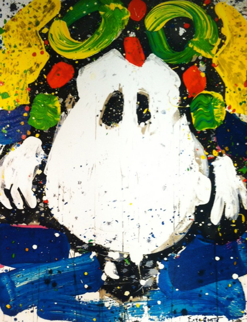 Ace Face Limited Edition Print by Tom Everhart