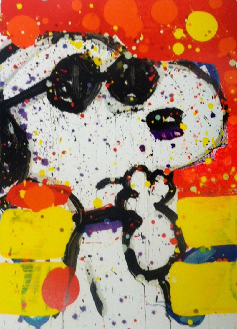 Cool and Intelligent 2000 Limited Edition Print by Tom Everhart