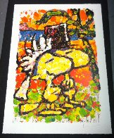 Hitched 2004 Limited Edition Print by Tom Everhart - 1