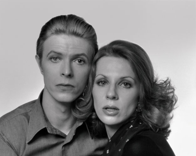 David and Angie Bowie Limited Edition Print by Tom Kelley