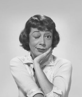 Imogene Coca 2007 Limited Edition Print by Tom Kelley