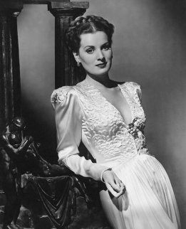 Maureen O'hara 2007 Limited Edition Print - Tom Kelley
