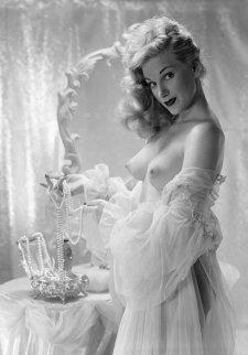 Marjorie Scott 3011 Nude Limited Edition Print - Tom Kelley