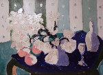 Our Romantic Evening Original Painting - Tony Curtis