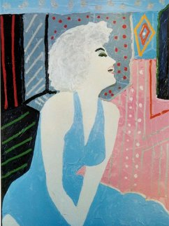 Marilyn Monroe 1988 #1 in the edition Limited Edition Print by Tony Curtis