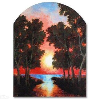 Sunrise 2003 Limited Edition Print - Gwen Toomalatai