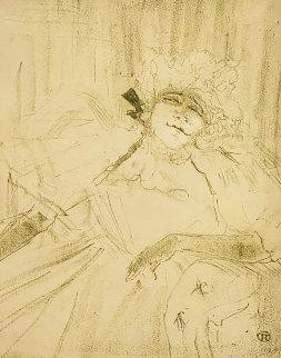 Chanson Ancienne Limited Edition Print - Henri Toulouse-Lautrec
