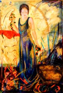 Olympian Myth III 2002 Limited Edition Print by Janet Treby