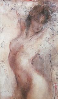 L'amour 1991 Limited Edition Print - Janet Treby