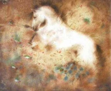 Dancing Spirit 2001 Limited Edition Print - Janet Treby