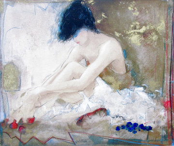 Solitude Limited Edition Print - Janet Treby