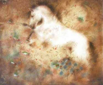 Dancing Spirit 2001 Limited Edition Print by Janet Treby