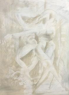 Danse De Printemps   1991 Limited Edition Print by Janet Treby