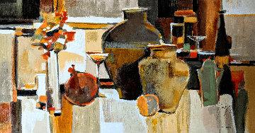 Amphora HC 2007 Limited Edition Print - Yuri Tremler