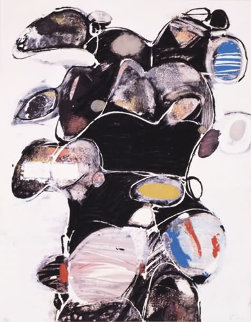 Personae 1996 Limited Edition Print - Ernest Trova