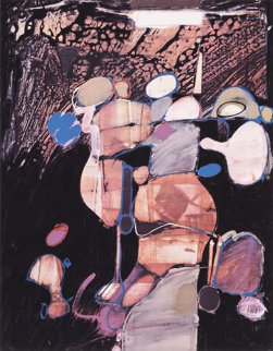 Ortus 1996 Limited Edition Print by Ernest Trova