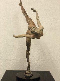 Libera Bronze Sculpture 2015/ 38 in Sculpture by Nguyen Tuan
